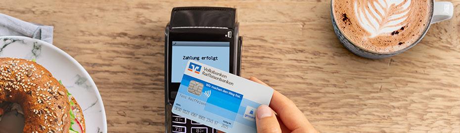 Raiffeisenbank Karte Sperren.Kontaktlos Bezahlen Raiffeisenbank Gmund Am Tegernsee Eg